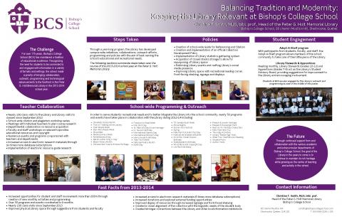 ChristineSmith_BishopsCollegeSchool_CLA2014