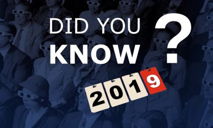 Did You Know 2019