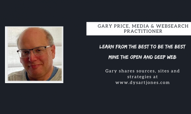 Gary Price: July 2020 Websearch Sources, Sites & Strategies